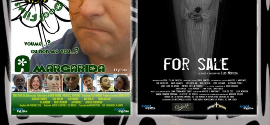 Estreno CoolFilms Galicia: A Margarida y For Sale